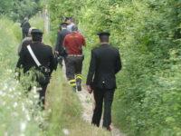 Uomo trovato morto in un bosco a Lauria. L'autopsia: probabile fucilata alla testa