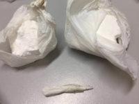 Sorpreso con la cocaina nel marsupio, arrestato 37enne a Capaccio