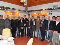 Elezioni nazionali commercialisti. Il candidato presidente Massimo Miani a Teggiano