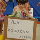 L'A.S. Kodokan Ginnastica sbarca a Caselle in Pittari con i corsi di ritmica