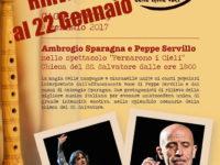 """Caggiano: il 22 gennaio si conclude la rassegna """"Alan Lomax"""""""