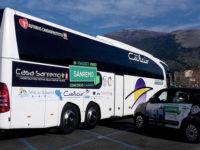 """Al via """"In viaggio verso Sanremo"""", concorso canoro a bordo dei pullman di Autolinee Curcio"""
