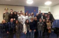 """Gli studenti del """"Pomponio Leto"""" di Teggiano ricordano la Shoah"""