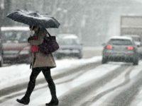 Allerta meteo della Protezione Civile. Prevista neve nel Vallo di Diano e nel Tanagro