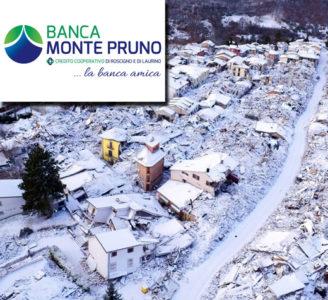 banca e terremoto evidenza