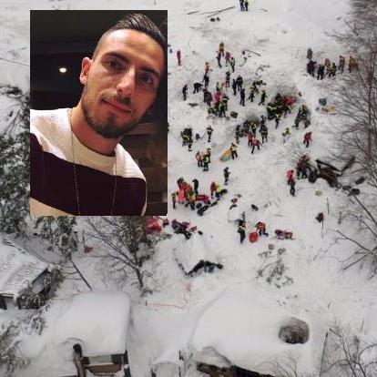 Tragedia Hotel in Abruzzo: otto persone vive sotto la valanga, si scava