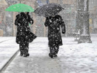Maltempo in Campania. Alle porte della Primavera arriva la neve a bassa quota