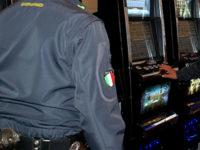 Sacco: la Guardia di Finanza sequestra un apparecchio da gioco illegale in un bar