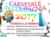 """Caggiano: rinviata la manifestazione """"Carnevale in compagnia"""" prevista per il 26 febbraio"""