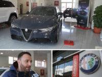 Alla concessionaria Cosilinauto la bellezza senza tempo di Alfa Romeo Giulia