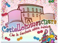 """Teggiano: il 26 febbraio """"Carnevale di corte"""" presso il Castello Macchiaroli"""