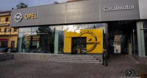Sala Consilina: la Concessionaria Opel Casalmotor cambia veste. Presentato lo showroom rinnovato