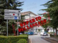 L'ospedale di Polla, il reparto declassato e i cercatori di corna