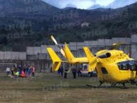 50enne di Auletta si accascia e muore durante una partita di calcio a Vietri di Potenza