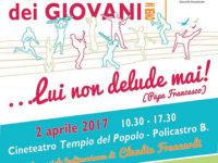 """Il 2 aprile """"Giornata Diocesana dei Giovani"""" a Policastro Bussentino"""