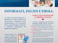 """""""Una scelta in Comune"""". Consenso alla donazione degli organi al rilascio della carta d'identità"""