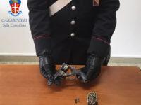 Padula: nasconde in casa un revolver e circa 50 proiettili. Arrestato 68enne
