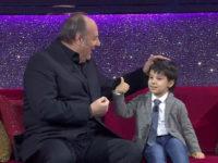 """Grande successo al """"Little Big Show"""" di Gerry Scotti per il piccolo Antonio Ostuni di Tito"""