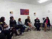 Atena Lucana: l'assessore regionale Marciani in visita al Centro Antiviolenza Aretusa
