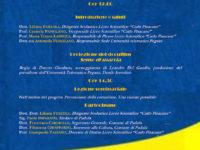 """Padula: il 21 marzo al Liceo """"Pisacane"""" giornata seminariale in memoria delle vittime delle mafie"""