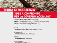"""Atena Lucana: il 31 marzo Gasparri e Caldoro tra gli ospiti dell'incontro """"Terra di resilienza"""""""
