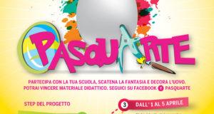 """Al via """"PasquArte"""", il concorso del Centro Commerciale Diano che premia la fantasia delle scuole"""
