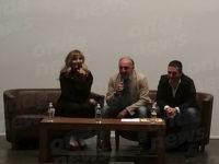 """Lorella Cuccarini ospite all'Università di Salerno: """"Studiate, ma coltivate i vostri sogni"""""""