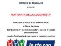 """Il """"Pomponio Leto"""" e il Comune di Teggiano insieme per la """"Mattinata della solidarietà"""""""