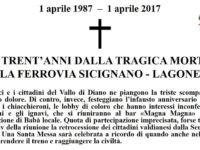 """Ferrovia Sicignano-Lagonegro. Il Comitato per la riattivazione:""""30 anni di binari arrugginiti"""""""