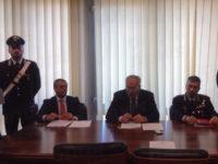 'Ndrangheta e malavita a Potenza. Operazione dei carabinieri, arresti e sequestri