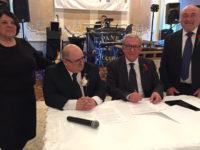 La Banca Monte Pruno ospite d'onore alla XIII edizione della Festa dei campani nel mondo in America