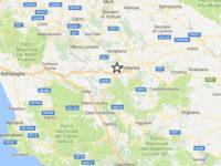 Due scosse di terremoto in provincia di Potenza. Magnitudo 3.1 e 2.2. Epicentro a Tito