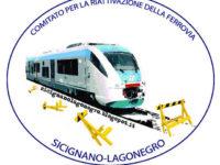 Delibera per la riapertura della Sicignano-Polla. Soddisfazione del Comitato pro ferrovia