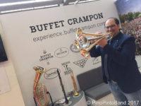 Pino Pinto ritorna dalla Musikmesse di Francoforte con importanti novità per animare le feste