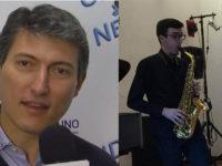 """Sassofonista di Sassano in tournèe a Pechino. Pellegrino:""""Per il paese una grande soddisfazione"""""""