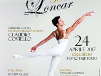 Potenza: il 24 Aprile Galà di Danza con Claudio Coviello, primo ballerino della Scala di Milano