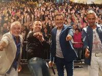 Teggiano: i Collage e il chitarrista Graziano Accinni ospiti dei festeggiamenti per San Marco