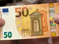In circolazione la nuova banconota da 50 euro. Più sicura contro la contraffazione