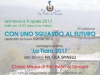 San Pietro al Tanagro:domani I edizione del premio La Tiara e premiazione dei bimbi nati nel 2016