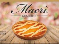 """Alla """"Macrì Desserts"""" di Polla gusto e tradizione partenopea con la pastiera pasquale"""