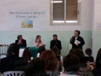 """Teggiano: presso le Maestre Pie Filippini presentato il libro """"Tra fantasia e realtà"""""""