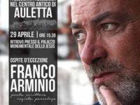 """Auletta: il 29 aprile il paesologo Franco Arminio ospite delle """"Invasioni Digitali"""""""