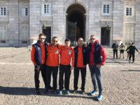 Ottimi risultati per l'ASD Metalfer Runner di Polla alle Maratone di Caserta e Madrid