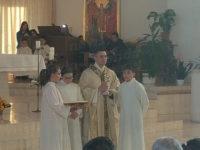 Sala Consilina festeggia i 10 anni di sacerdozio di don Luciano La Peruta