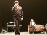"""Mario Biondi incanta la platea all'Università di Salerno. """"Il vero dono è amare quello che si fa"""""""