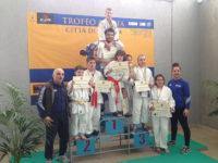Successo per la New Kodokan di San Pietro al Tanagro al Gran Prix Italia Cadetti a Catania