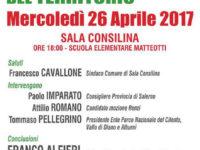 Primarie PD. Domani a Sala Consilina incontro con Franco Alfieri, capolista mozione Renzi