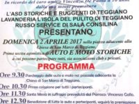 Teggiano: domani il Memorial in ricordo di Vincenzo De Paola con auto e moto storiche
