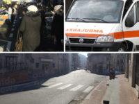 Sala Consilina: i soccorsi non passano perché gli ambulanti non rispettano gli spazi del mercato