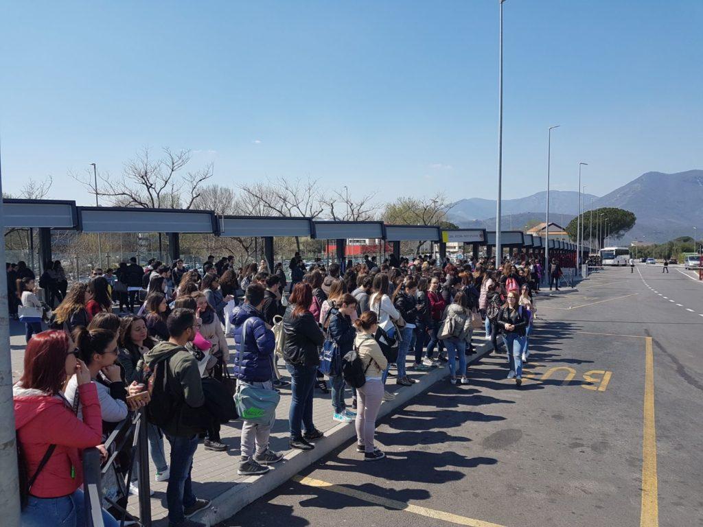 autobus fermata